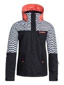 Jetty Block - Snowboard Jacket for Women - Roxy