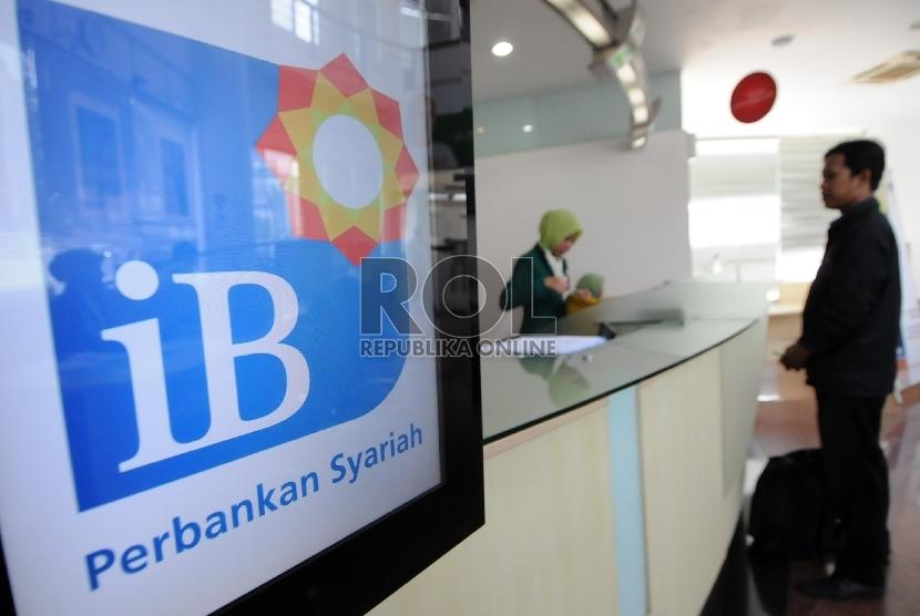 Perbankan syariah.  (ilustrasi)