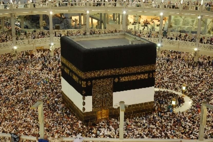 Ibadah haji.