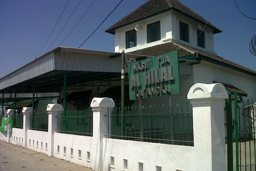 Masjid Bersejarah Katangka