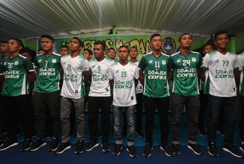 skuat psms medan yang berkompetisi di liga 2 indonesia