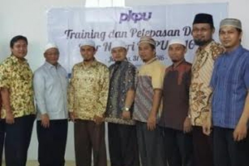 PKPU menyebar 19 dai selama Ramdahan ke 4 benua.