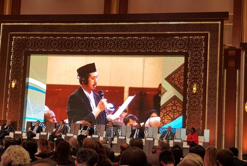 Ustaz Muhammad Zaitun Rasmin di Forum Doha, Ahad (22/5)