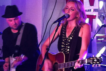 Ashley Monroe at Empire Control Room