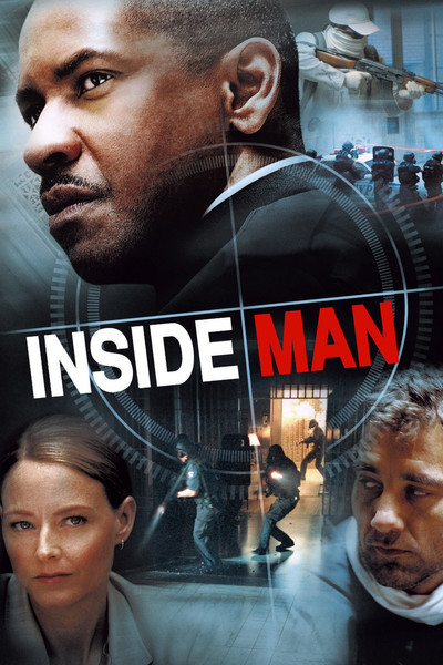 Risultati immagini per Inside Man