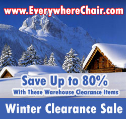 Save BIG on our winter clearance items!
