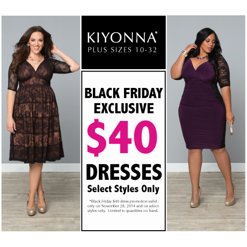 Black Friday Dress Sale