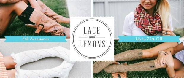 Lace and Lemons