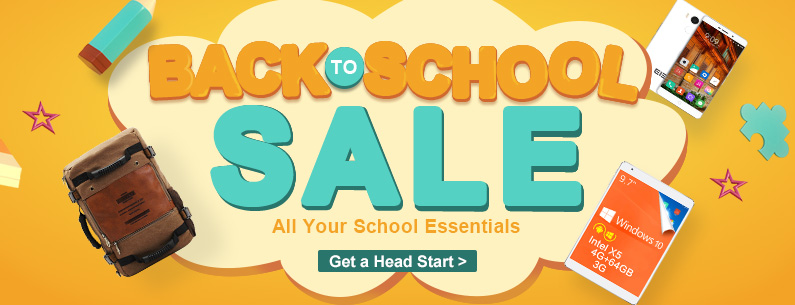 Grab Any Kinds of Your School Essentials Here