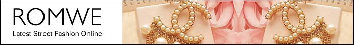 Shop ROMWE for fashion jewelry