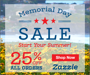 Memorial Day Sale  - 25% Off All Orders