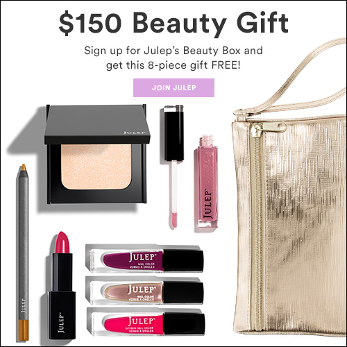 8 Piece Gift with Purchase