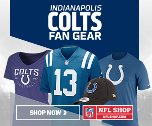 Shop for official Indianapolis Colts fan gear and authentic collectibles at NFLShop.com