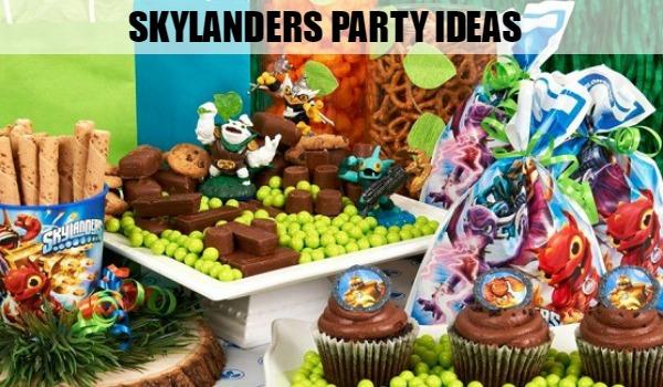 Skylanders Party Supplies at Birthday Express