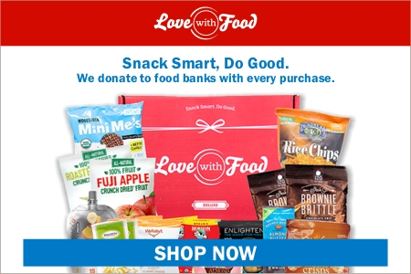 15% off all LoveWithFood subscriptions for Black Friday!