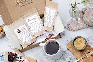Bean Box - Coffee Subscription Box— Freshly roasted Seattle coffee delivered monthly