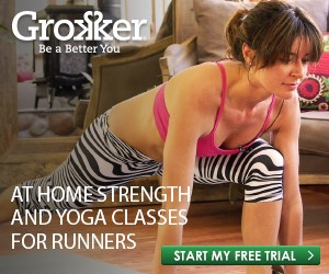 At home strength and yoga classes for runners