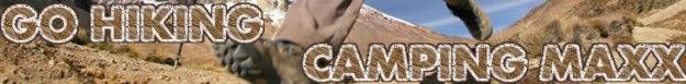 Go Hiking - CampingMaxx.com