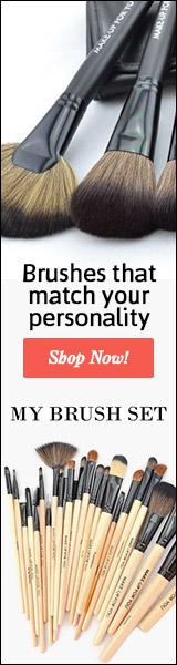 My Brush Set Banners