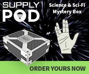 Supply Pod Warp Speed