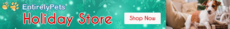 EntirelyPets Holiday Store - Find top holiday pet gifts here!
