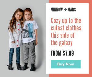 Shop Kids Apparel at Minnow + Mars