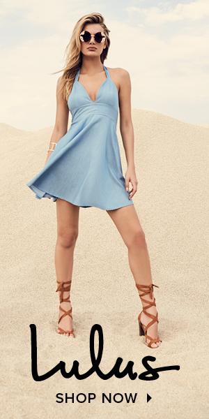 Cute dresses from LuLu*s!!!