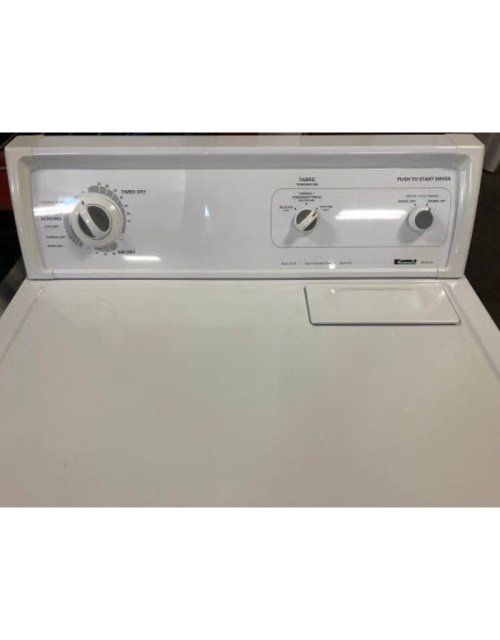 Medium Of Top Load Dryer