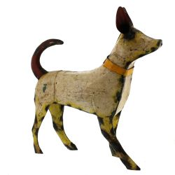 Especial Homart Reclaimed Metal Walking Dog Homart Reclaimed Metal Walking Dog Areohome Large Dog Breeds S Big Dog Breeds Fluffy