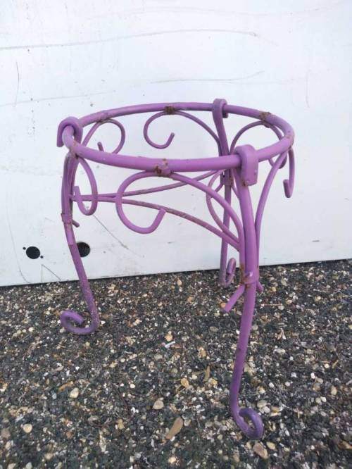 Medium Of Metal Plant Stands