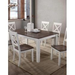 Small Crop Of Farmhouse Dining Table