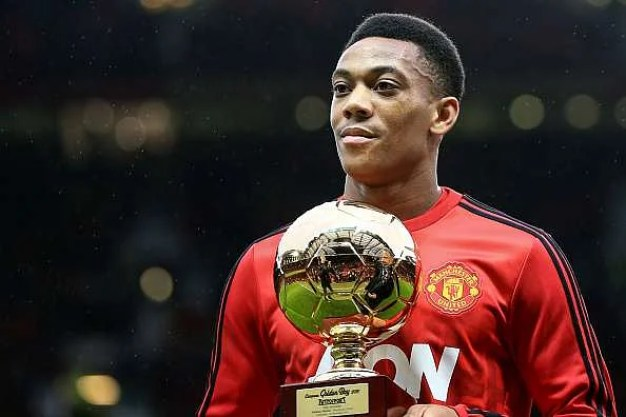 anthony martial golden boy