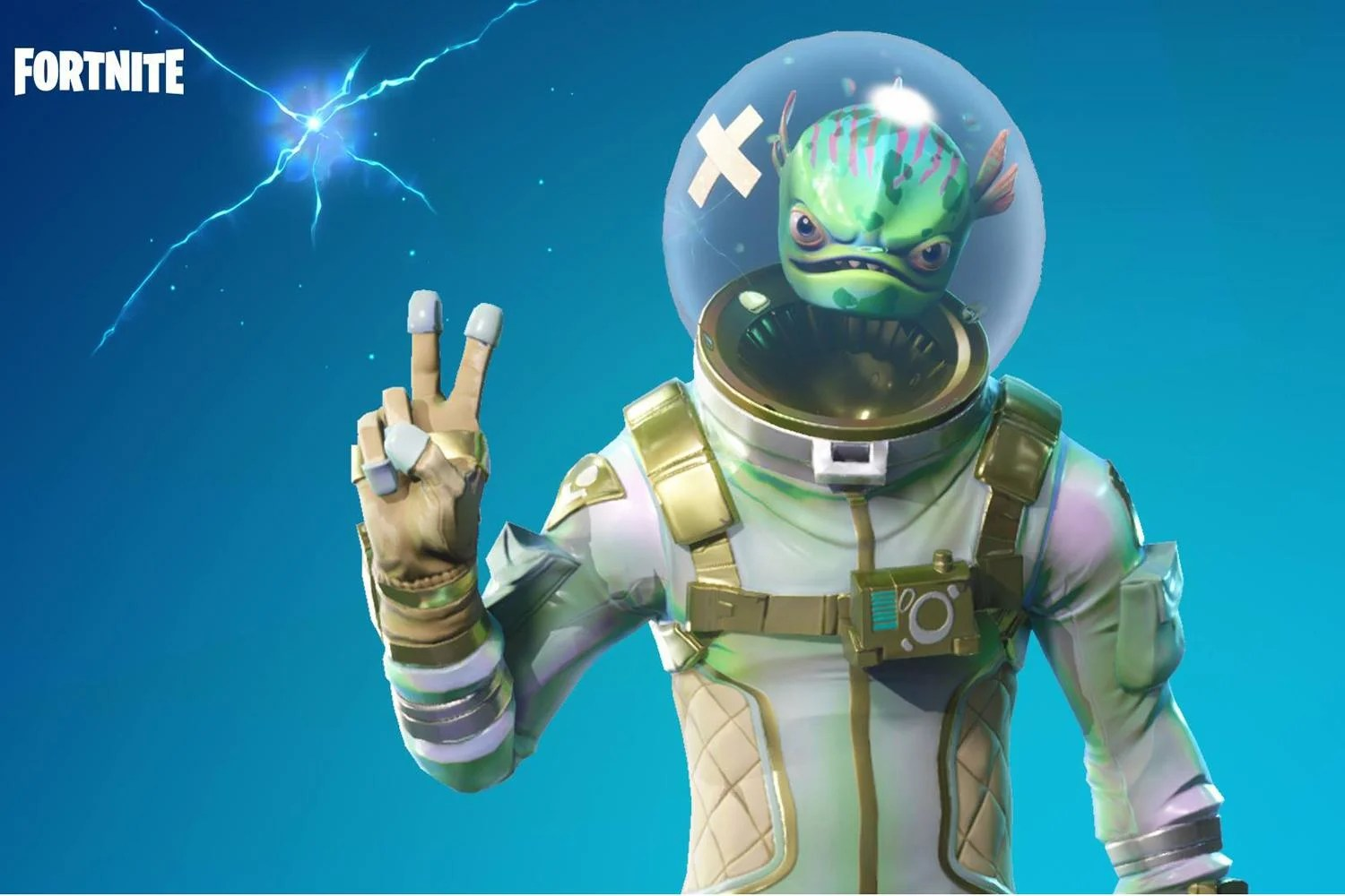 Fortnite Season 5  when is it out  new themes and map changes     The return of the Fortnite alien hints at a space or time travel theme for  Season