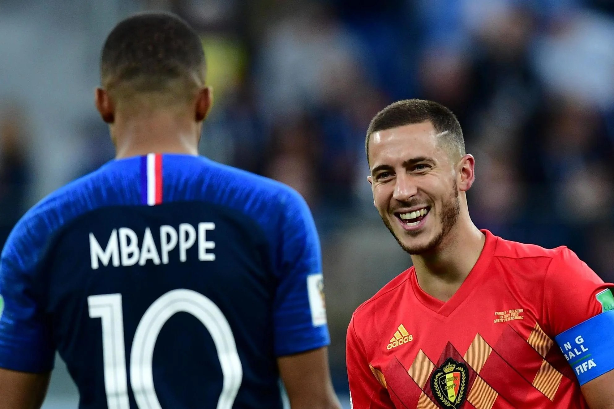 Kylian Mbappe and Eden Hazard are Borussia Dortmund s dream signings     Dream pair  Kylian Mbappe and Eden Hazard