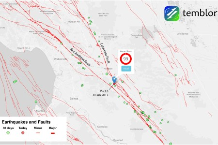 san andreas fault map calaveras fault map california earthquake