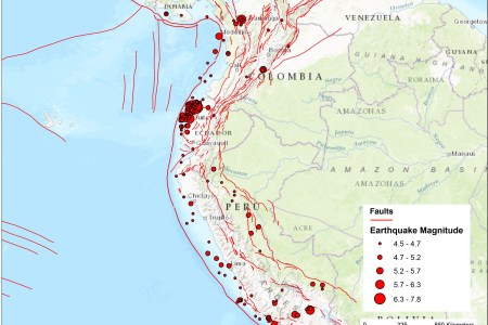 quakes faults tectonic map indexfault map south america fault map