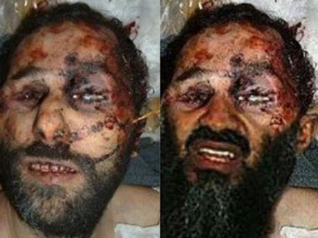 Osama bin Laden Death Photo (Fake)