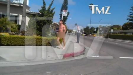 Jason Russell Naked Meltdown Video