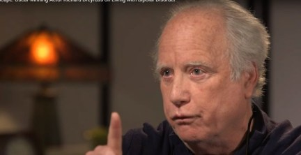 Image result for Richard Dreyfuss Discuss Border Crisis