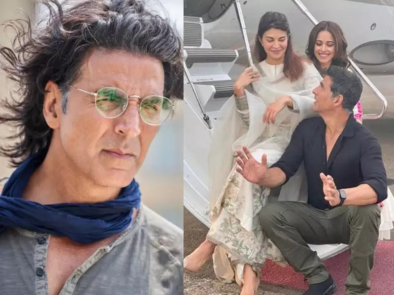 Akshay Kumar tests positive for Covid-19, will 'Ram Setu' set in Madh  Island to be demolished? | Hindi Movie News - Times of India