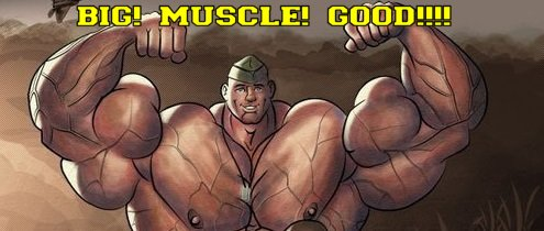 gay muscle cock deviantart