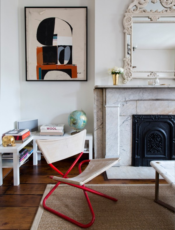 A Modern Mélange: Robert McKinley's marriage of classic and contemporary decor | Thou Swell