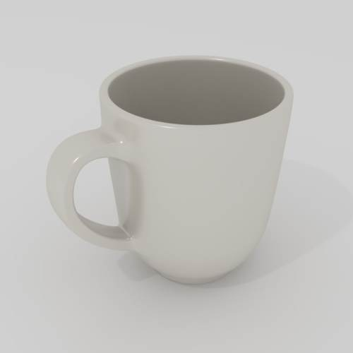 Medium Of 3d Coffee Mug