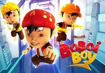 animation boboiboy