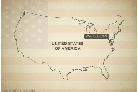 free vector map of united states | free vector art at