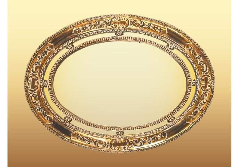 Large Of Oval Picture Frame