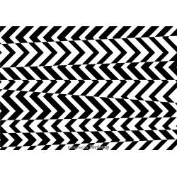 Small Crop Of Black And White Patterns