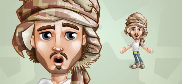 Arab Character