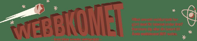 webbkomet