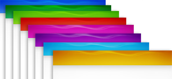 Web Background Set